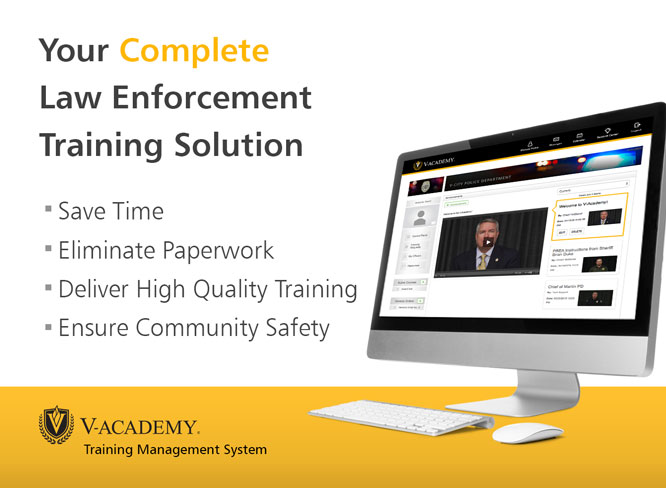 Your complete law enforcement education program.