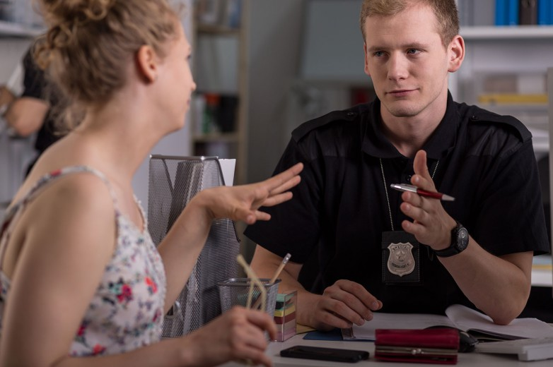 police-interview