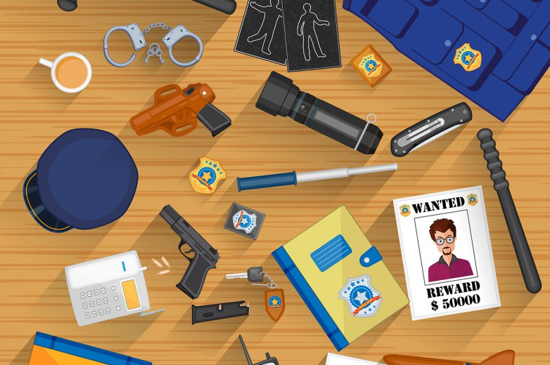 Everyday Items That Can Serve As Police Equipment