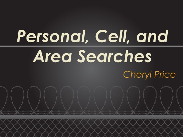 Personal Cell and Area Searches