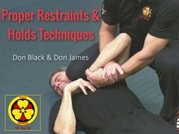 Proper_Restraints_Holds_Techniques