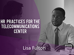 HR Practices for the Telecommunication Center